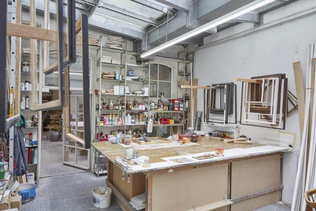 Martin Laska Rahmenfabrik 155